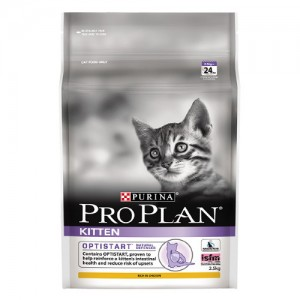 퓨리나 프로플랜 캣 옵티스타트 키튼 2.5kg 고양이사료