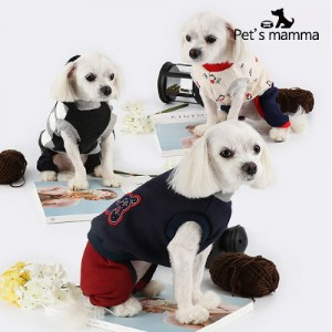 [펫츠맘마] 강아지옷 올인원