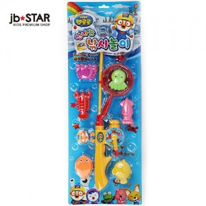 [오키즈] [F0083] 뽀로로 완구 [신나는낚시놀이-999893] 유아동 장난감 작동완구