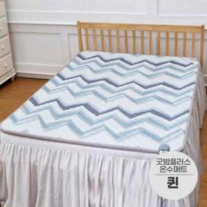 일월 플러스 굿밤 온수매트 [퀸(분리난방,150x200cm)]/일월매트 전기매트 온열매트