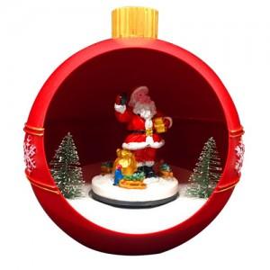 [adico] 크리스마스 미니어처 빌리지 - 산타클로스