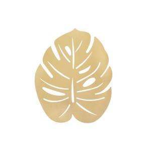 HY2 마도바 야자잎 테이블매트 골드