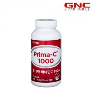 [GNC] 프리마 비타민 C 1000 (120정) 120일분