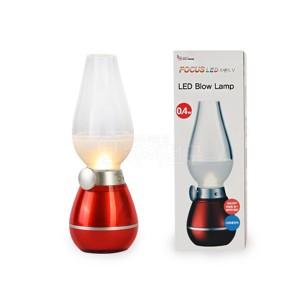 포커스 LED 스탠드 5 블로우 램프 114528