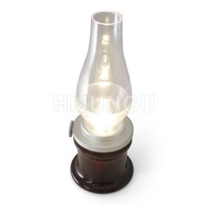 충전식 LED 스탠드 블로우 디밍 램프 1W 114431