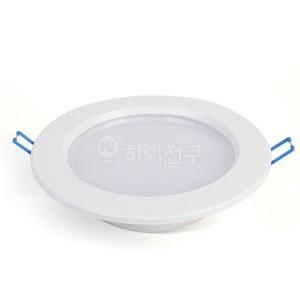 고광량 LED 다운라이트 10W 6인치 삼성칩 사용 114438