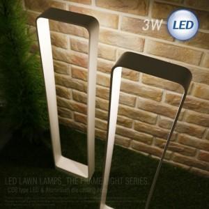 프레임 LED 1등 잔디등 3W 114592