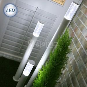 LED 슬림 잔디등 에어버블 화이트 114587