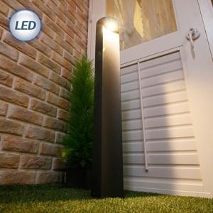 LED 스마트 볼라드 5W COB 다크그레이 114567