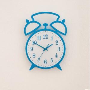 [티메이드]디자인 벽시계 - M1380(blue)
