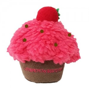 Love Pets Cup Cake Strawberry (빠스락삑삑)
