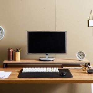 스틸 대형 모니터받침대 컴퓨터 PC모니터 선반 스탠드