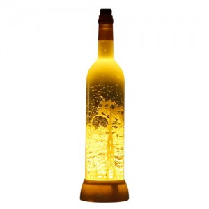[adico] 와인 워터볼 LED Light - 사슴