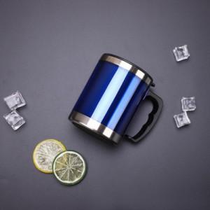 기본형 블루 보온컵 1개