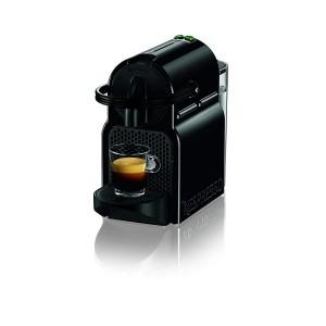 드롱기 네스프레소 이니시아 에스프레스 머신과 에어로치노, 블랙/ 2400g