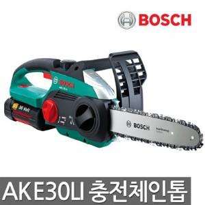 [보쉬] 충전헤지커터 AKE30LI 36V 2.6AH 배터리1개