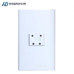 [현대일렉] 전화기 콘넥터(4단)