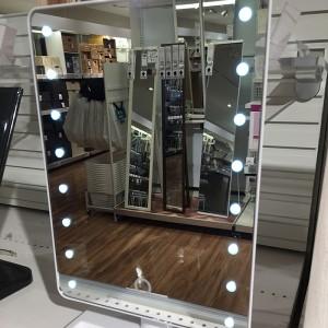 니토리 LED 탁상 거울