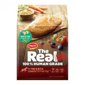 더리얼 동결건조 오븐베이크드 닭고기 어덜트 1kg