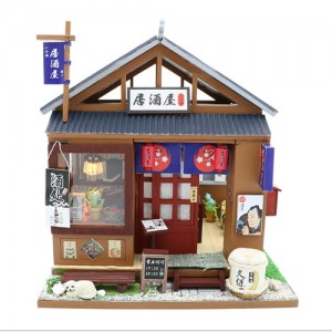 [adico] DIY 미니어처 하우스 - 이자카야 New