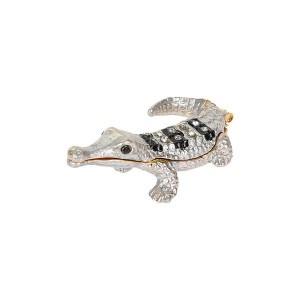 HY2 프랑스풍의 동물보석함 악어