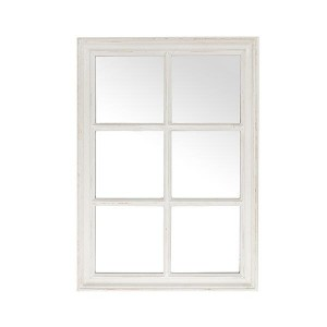 SG 스모키그레이 윈도우 프레임 거울 50X70
