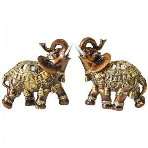 아프리카 코끼리(소) 2p 장식소품