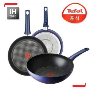 테팔 썩쎄스 인덕션 3종 세트 (프라이팬24cm+28cm+볶음팬28cm)