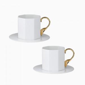 [트위그뉴욕] 커트러리 골드 커피 2인조