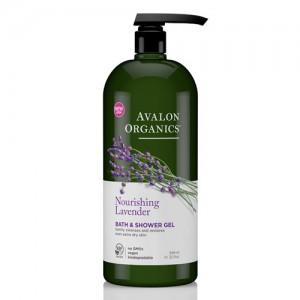 [Avalon Organics] 유기농 바스&샤워젤 - 라벤더(대용량)946ml