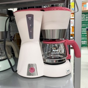 브루노 마이 리틀 시리즈 4컵 커피 메이커 BIE046 3컬러