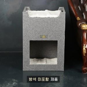 [토닥토닥] 캣타워 PP70 48x36x70cm 방석미포함