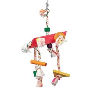 [하겐] 새 정글우드 장난감 로프