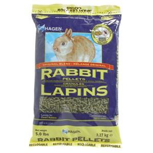 [하겐] 토끼 펠렛 2.27kg
