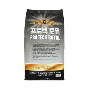 [CJ제일제당] 대형견사료 프로텍 로열 15kg