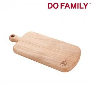 [두패밀리]  캄포나무 원목 손잡이도마