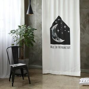 라임라잇 매직인더문-고급 소프트 반암막커튼