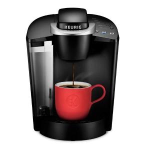 Keurig K55/K-Classic Coffee Maker, K-Cup Pod, Single Serve, Programmable, Black / 4380g