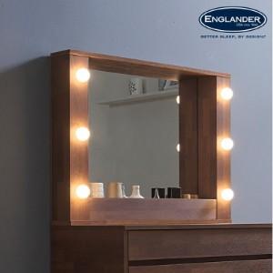[잉글랜더]앤티카 스탠드형 LED 거울 800
