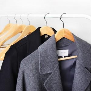 원목 코트옷걸이 3P