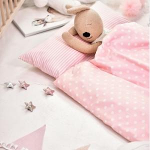 벨라이프 파스텔 핑크 일체형 낮잠이불
