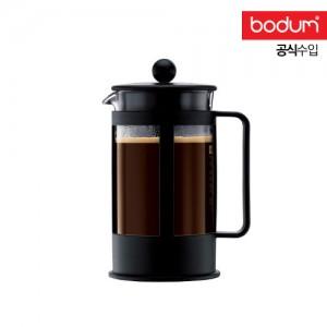 [보덤] 케냐 커피메이커 직선형 1L 블랙 BD1788-01