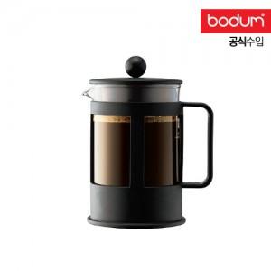 [보덤] 케냐 커피메이커 직선형 0.5L 블랙 BD1784-01