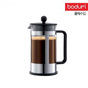 [보덤] 케냐 커피메이커 1L 블랙 Lid BD1978-01