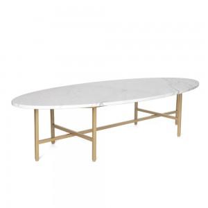 WMHM-900 천연 대리석 거실 소파 테이블
