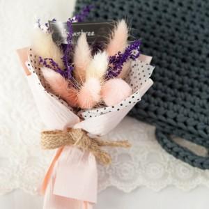 미니라그라스꽃다발 15cm