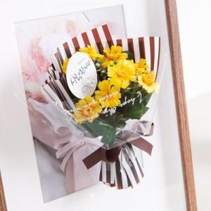 미니소국꽃다발 15cm