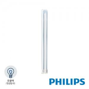 [PHILIPS]정품 필립스 PL-L 에센셜 형광등 55W 주광색 /865/4P 1CT/50