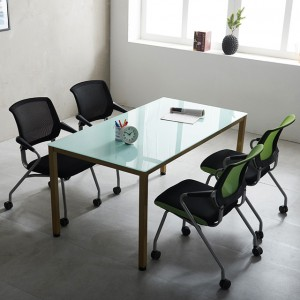1200 몬드 테이블 철제책상 4인 사무실 회의용 국내산