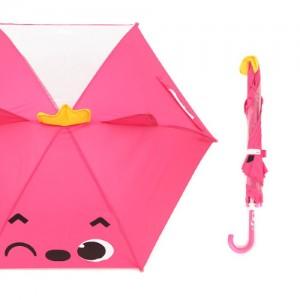 [오키즈]핑크퐁 40 우산 [핑크퐁페이스 한폭 POE-10007] [M0094]